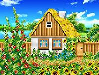 В деревне. Летом