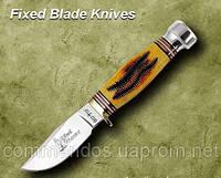 Нож нескладной. Рукоять - кость-быка