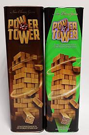 Гра настільна Для всієї родини Power Tower Джанга PT-01 Danko-Toys Україна