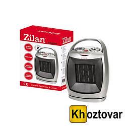 Электрический тепловентилятор (керамический) Zilan ZLN6188