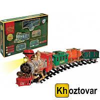 """Детская железная дорога """" Золотая стрела """" Joy Toy"""