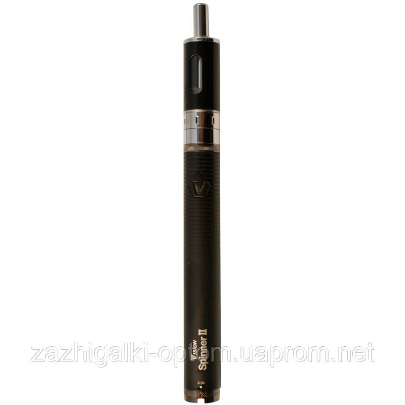 Электронная сигарета Vision Spinner II 1650mAh Aerotank Mow EC-505 Black