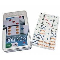 Домино в металлической коробке 5010F-2