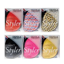 Расческа-щетка для волос Tangle Teezer Compact Styler