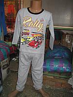 Пижамы детские утепленные для мальчиков KSM