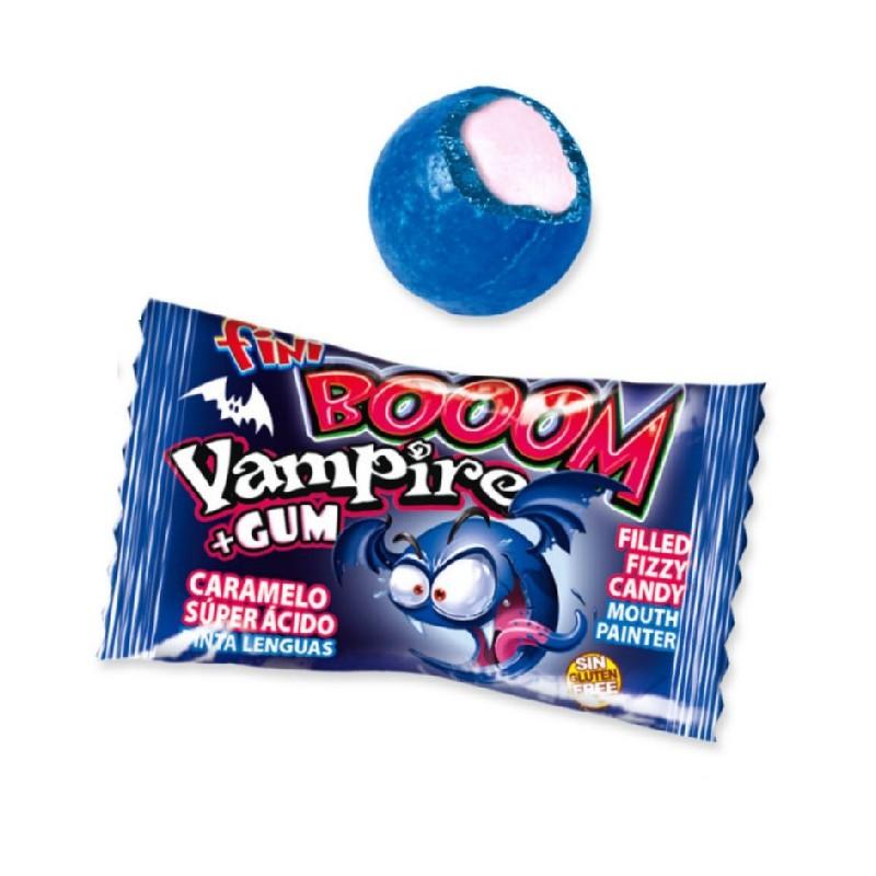 Жевательная резинка Fini Boom Vampire Gum Жвачка Фини Вампир