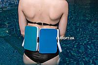 Пояс страховочный для плавания 4-хсекционный Onhillsport (PLV-2408)