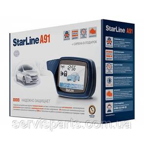 Діалогова автосигналізація Starline A91 Dialog (Старлайн), фото 2