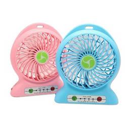 Аккумуляторный настольный вентилятор Fan