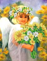 """Схема для вышивки """"Солнечный ангел"""""""