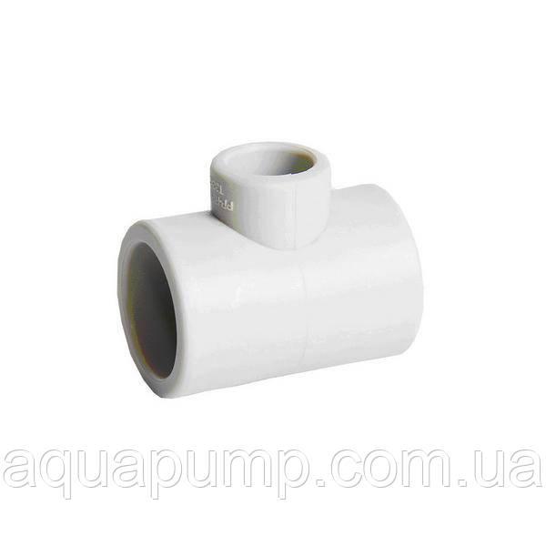 Тройник редукц PPR 32х25х32 220/22 GRE Aqua Pipe