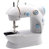Мини швейная машина 4 в 1 Ming Li Sewing Machine с блоком питания