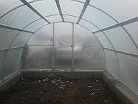 Теплица домашняя 6х3.5х2 с плёнкой, фото 1
