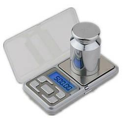 Весы ювелирные мини высокочастотные Pocket Scale MH Series