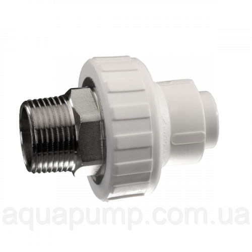 Муфта соед. з нар.різьбою 20*1/2 RPAP5 Aqua Pert