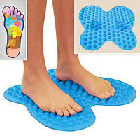 Рефлексологический коврик для массажа ног The Reflexology Foot Massage Mat Futzuki