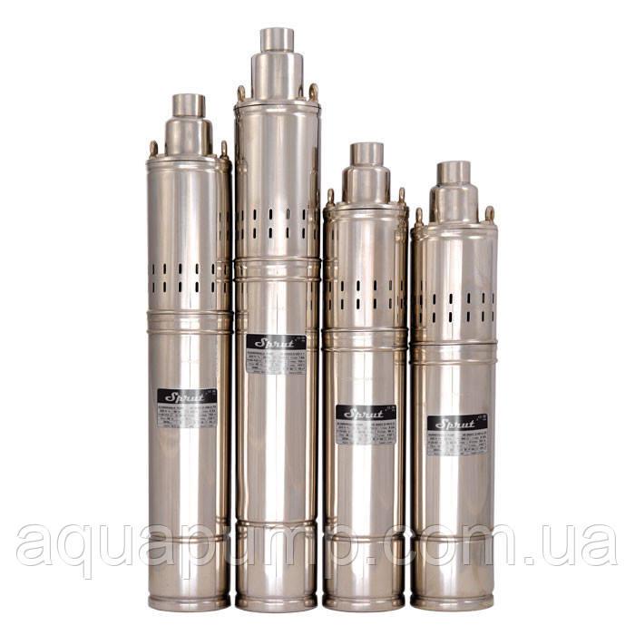 Шнековый насос Sprut 4S QGD 2.5-60-0.75 kW