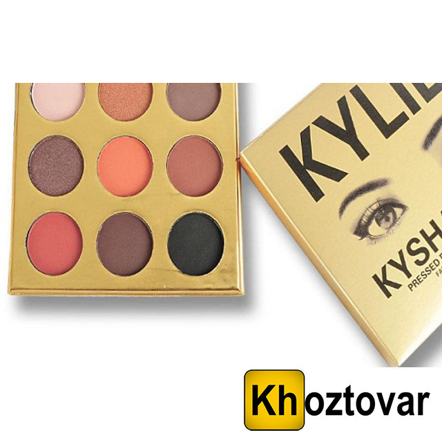 "Тени для век Кайли Дженнер ""Бронзовая Палитра"" 