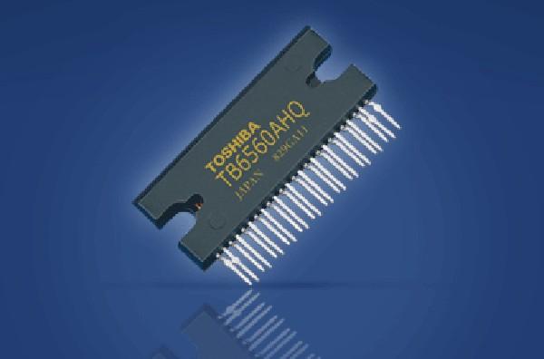 Контроллер шагового двигателя TOSHIBA TB6560AHQ