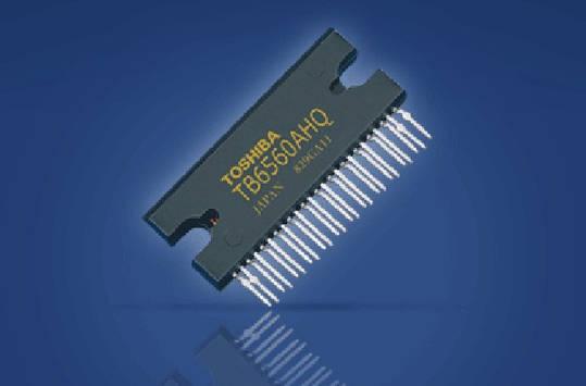 Контроллер шагового двигателя TOSHIBA TB6560AHQ, фото 2