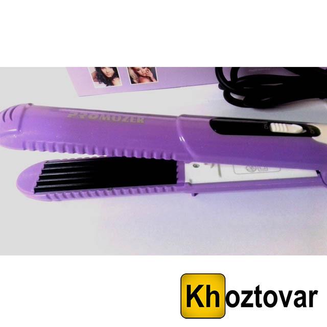 Плойка-гофре с керамическим покрытием ProMozer ML-7040