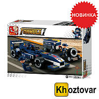 "Конструктор ""Формула 1"" SlubanRacing Car M38-B0351"