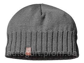 Мужская вязаная шапка Mercedes-Benz Men's Anthracite Knitted Hat