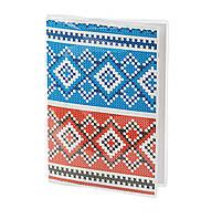 Обложка для паспорта ПВХ с вкладышем PVC/PA0017