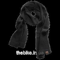 Мужской вязаный шарф Mercedes-Benz Men's Knitted Scarf, Black
