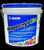 Экологически чистый клей для укладки линолеума и ковролина - Mapecril Eco Mapei | Мапекрил Эко Мапей