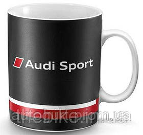 Кружка Audi Sport Mug Black 2015