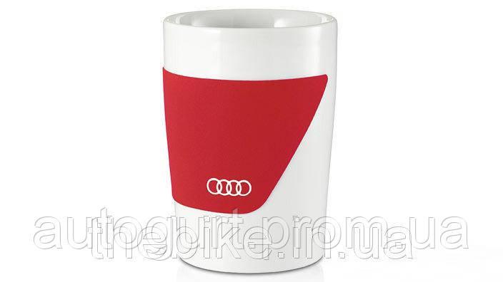 Набор чашек Audi Mugs Red (2 шт)