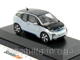 Модель автомобиля BMW i3 (i01) Solar Grey, Scale 1:43