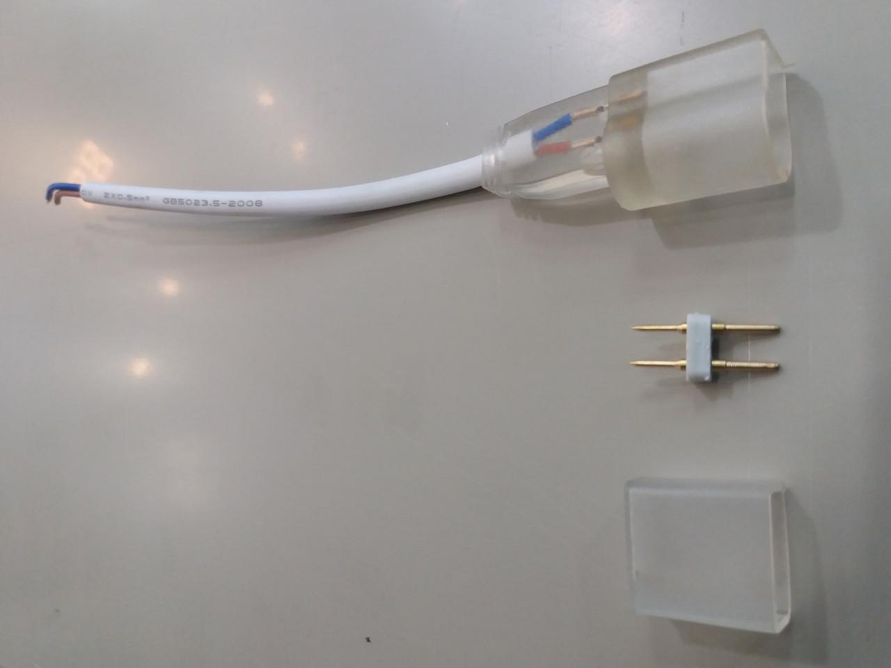Вилка-коннектор 12V