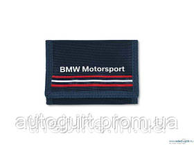 Кошелек BMW New Motorsport Wallet Blue