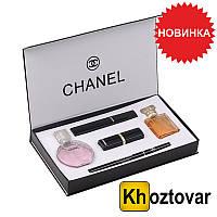 Косметический подарочный набор Chanel 5 in 1 Kit
