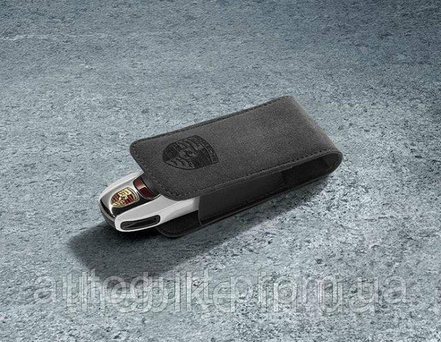 Чехол для ключа Porsche Alcantara Key Pouch(разные цвета)