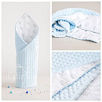 """Одеяло, плед для новорожденного """"Нежность"""", фото 1"""