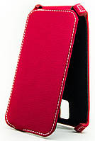 Чехол Status Flip для Sony Xperia Z3 Compact D5803 Red