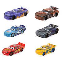 Игровой набор Тачки 3 (Cars 3 Figure Play Set),6 фигурок, disney