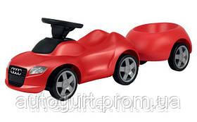 Детский автомобиль Audi Junior quattro Red