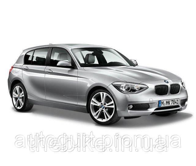 Модель автомобиля BMW 1 Series Five-Door (F20) Silver, Scale 1:18