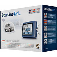 Диалоговая автосигнализация Starline A61 Dialog 4x4 (Старлайн)