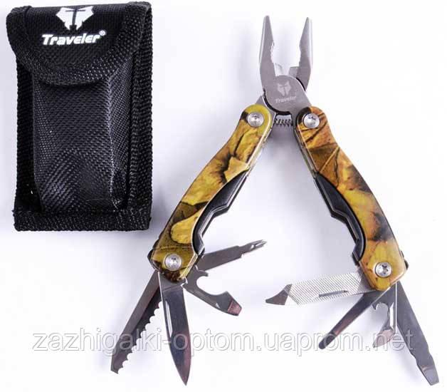 Нож Многофункциональный (мультитул) MT608-2
