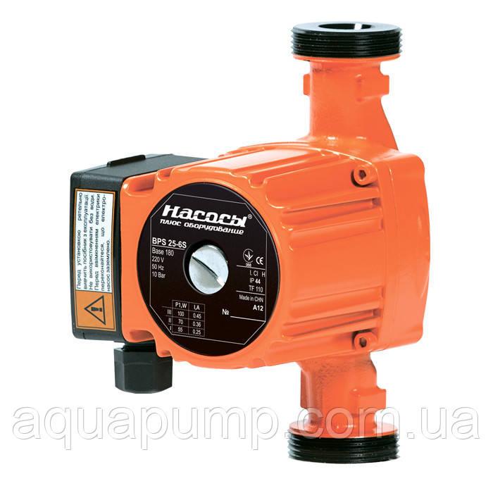 Циркуляционный насос BPS 25-6S-180 Насосы плюс оборудование