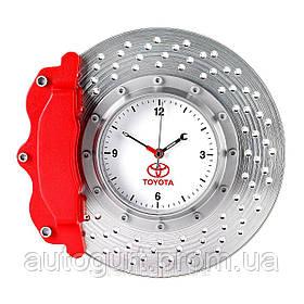 Настенные часы Toyota Brake Disc Clock