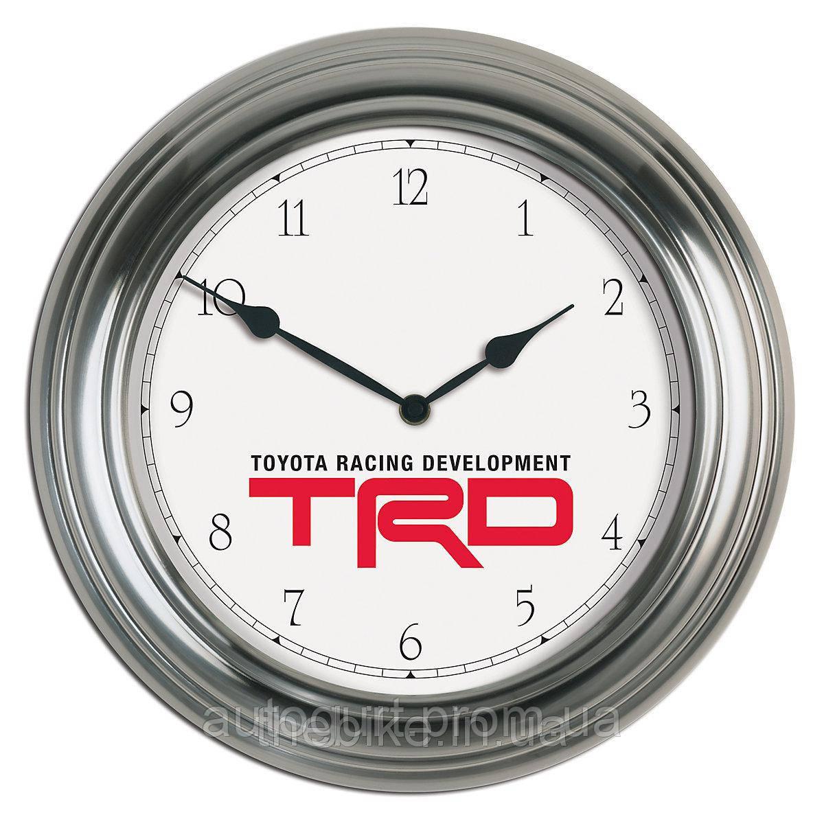 Настенные часы Toyota TRD Metal Wall Clock