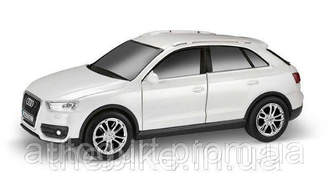 Игрушечная модель Audi Q3 Pullback White, Scale 1:38