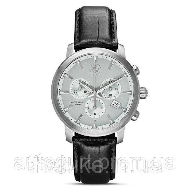 Мужские часы BMW Men's Chrono Watch Black Strap