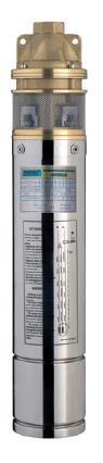 Насос скважинный вихревой H.World 4SKM-100